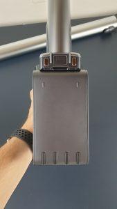 samsung jet 75 premium - batteria