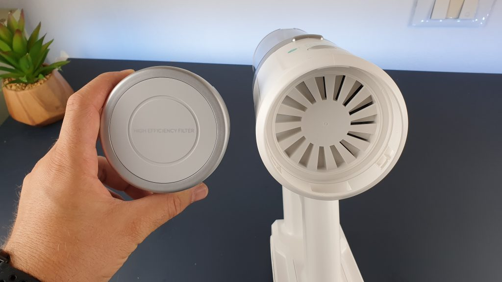 eufy homevac s11 go -filtro hepa