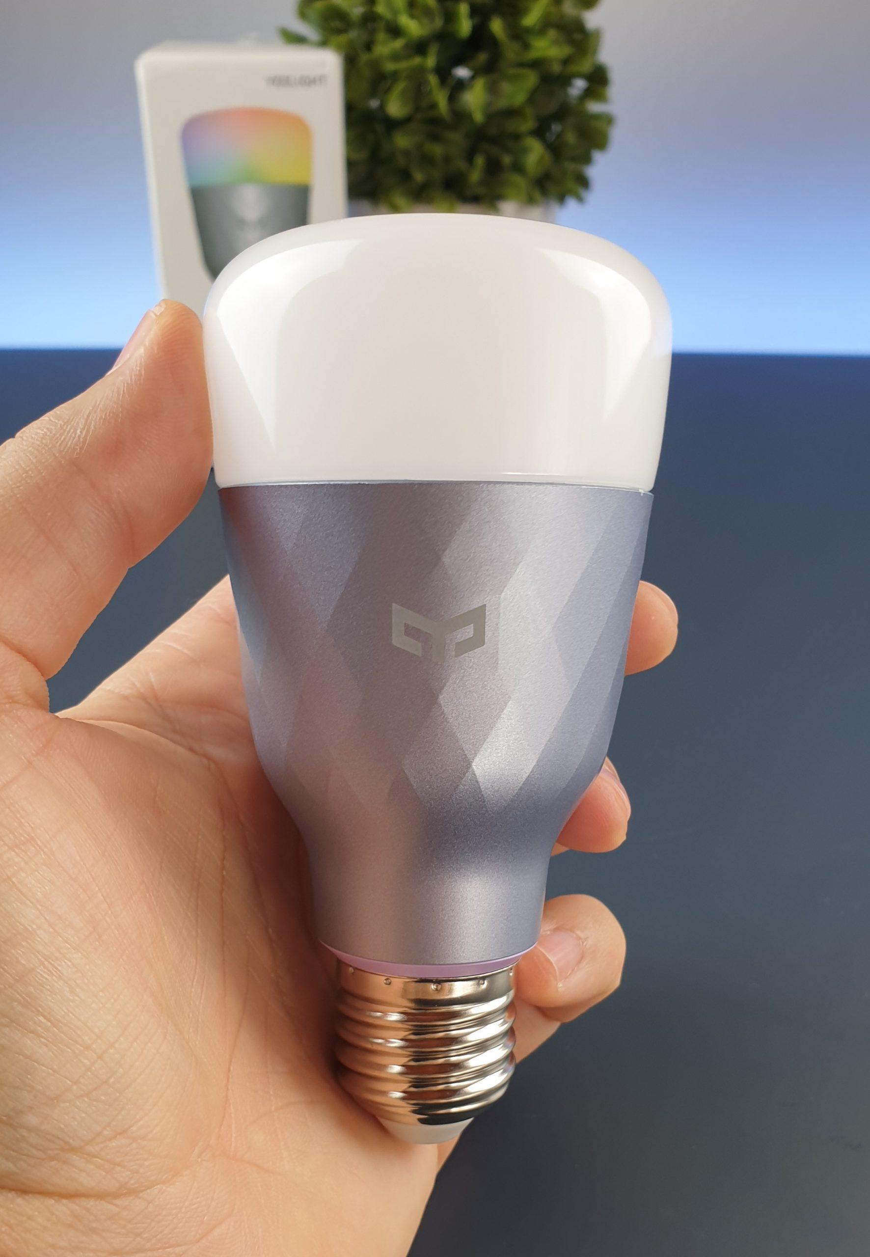 lampadina smart xiaomi yeelight 1se - design