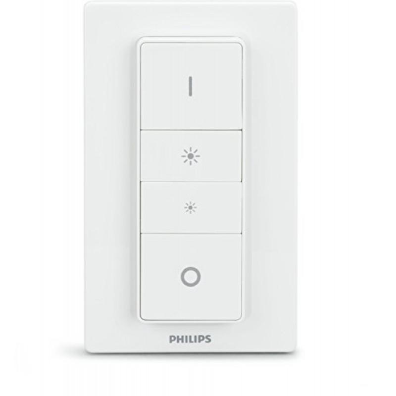 Un interruttore Philips Lighting Telecomando Dimmer Switch
