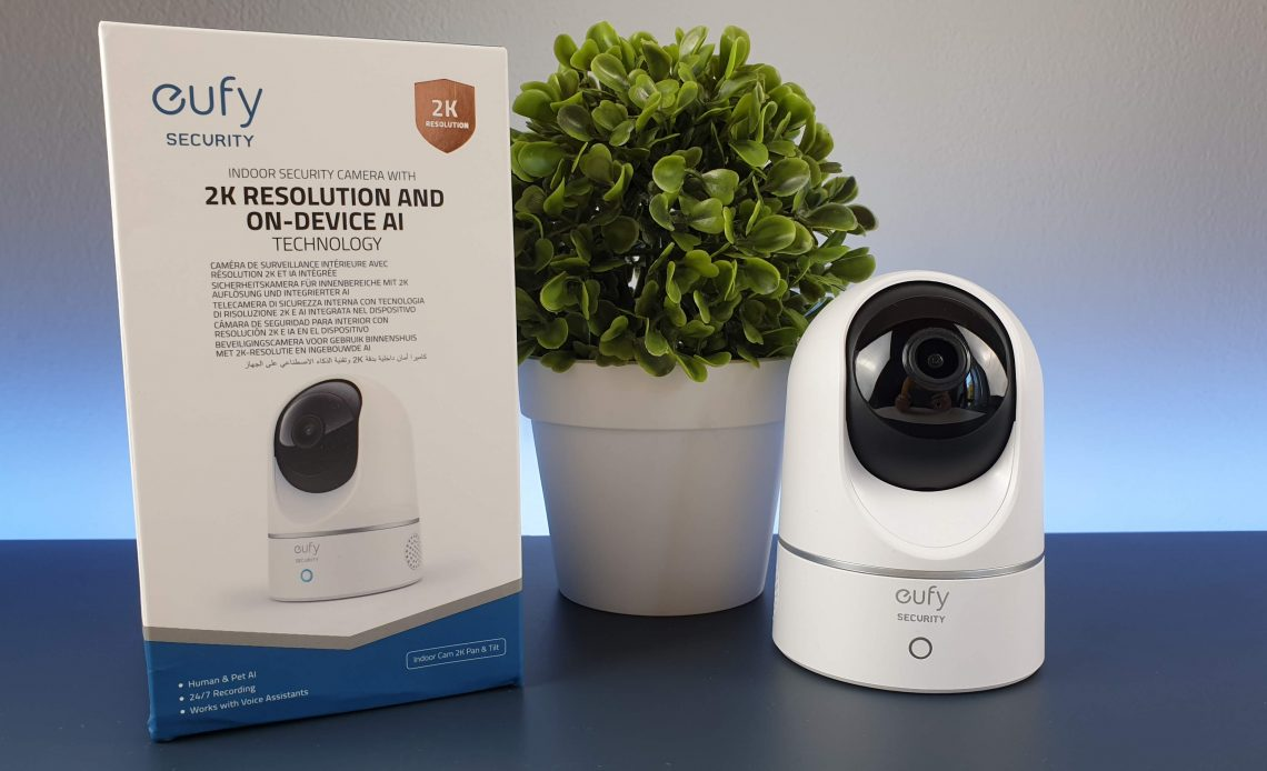 Recensione eufy Security 2K telecamera WiFi