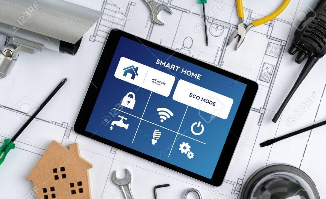 Sicurezza casa smart