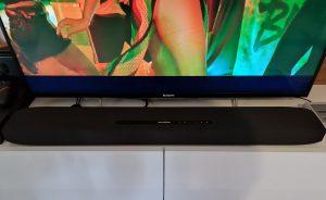 Soundcore Infini Pro collegata a TV