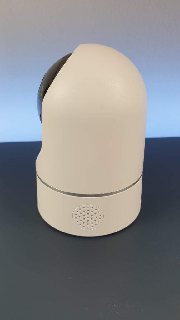 eufy Security 2K telecamera WiFi - speaker laterale