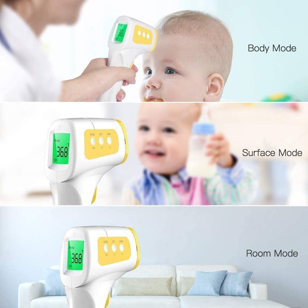 termometri a infrarossi touchless