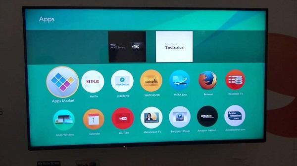 Internet Smart TV