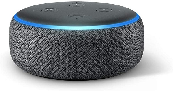 Amazon Echo Dot 3° generazione