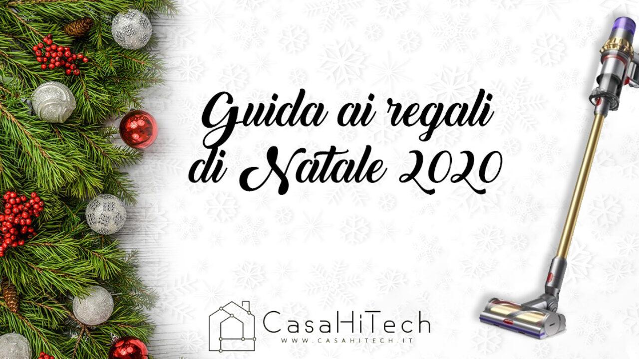 Regali Di Natale Oggetti Per Casa.Regali Di Natale 2020 I Migliori Dispositivi Per La Casa Casahitech