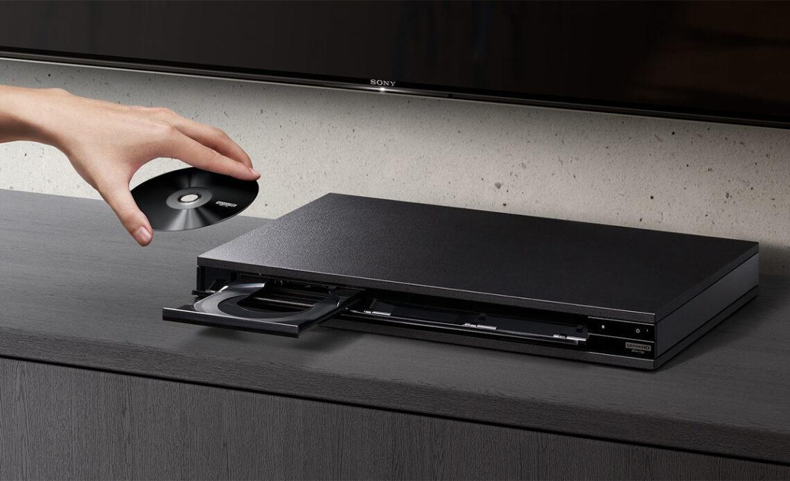 Recensione Sony UBP X800M2