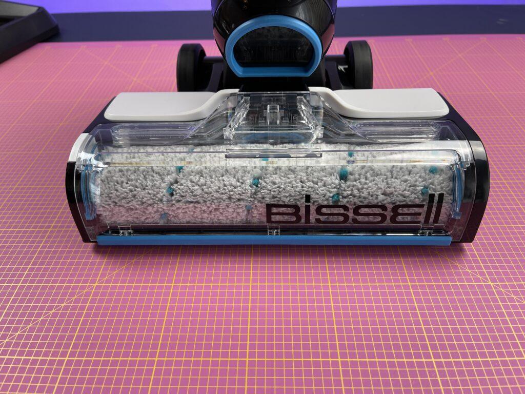Bissell CrossWave Cordless Max la testa della lavapavimenti