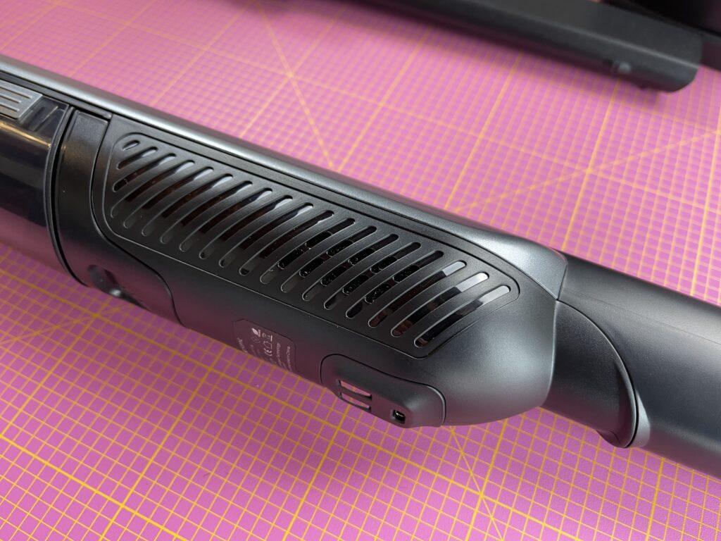 Proscenic S1 - bocchette di aerazione