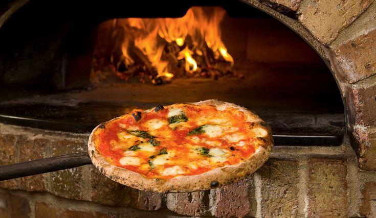 forno per pizza fatta in casa
