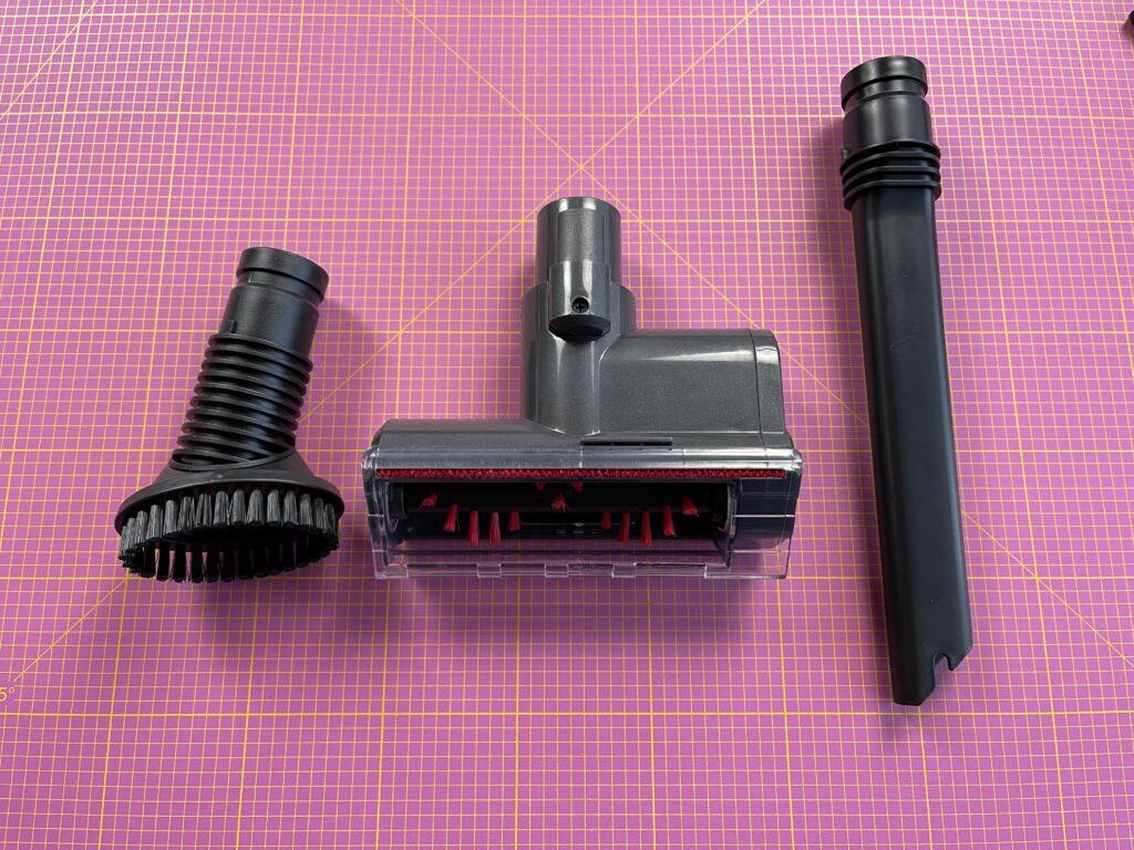 Proscenic P10 Pro spazzole secondarie