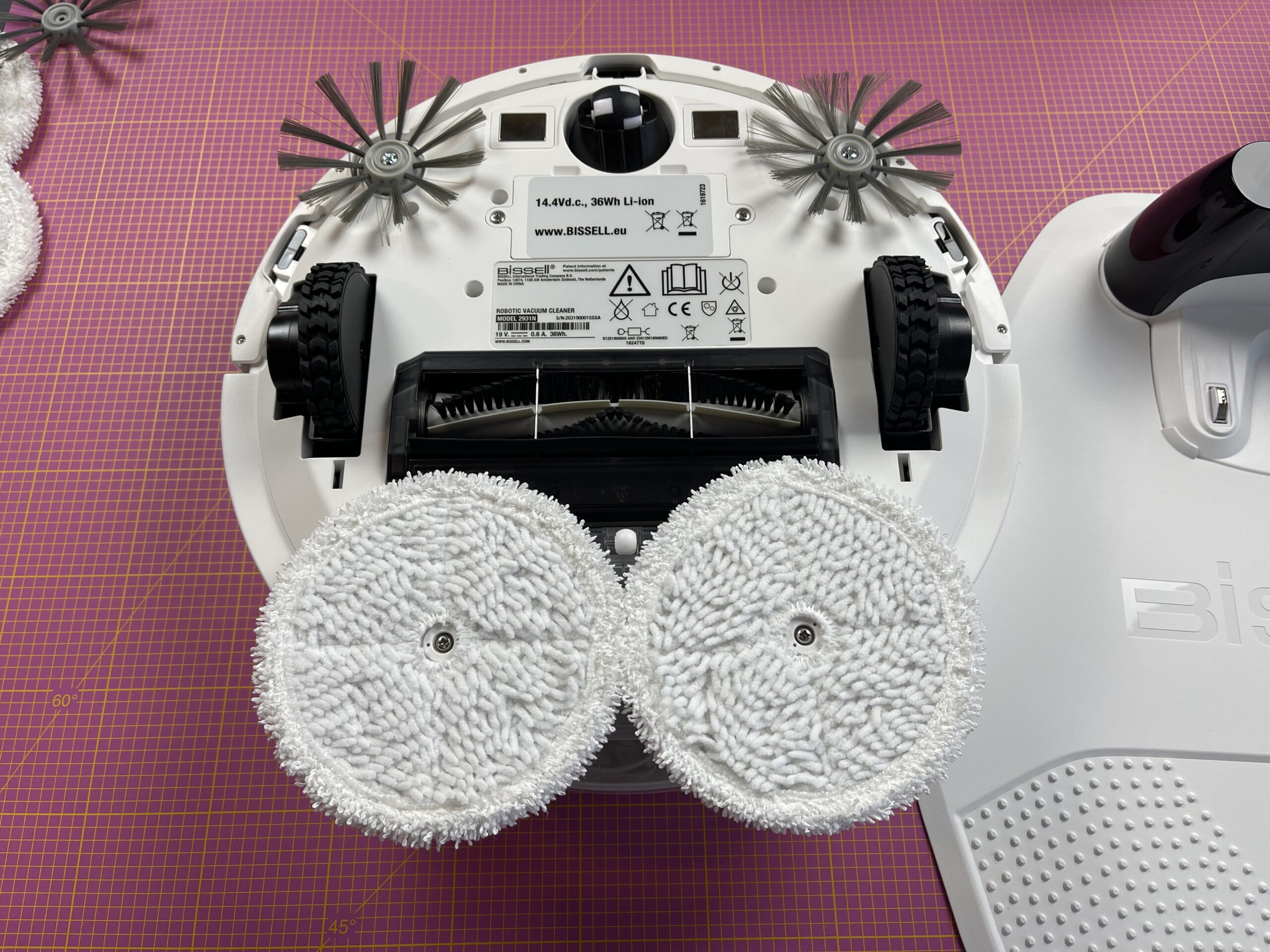 Bissell SpinWave Robot lavapavimenti