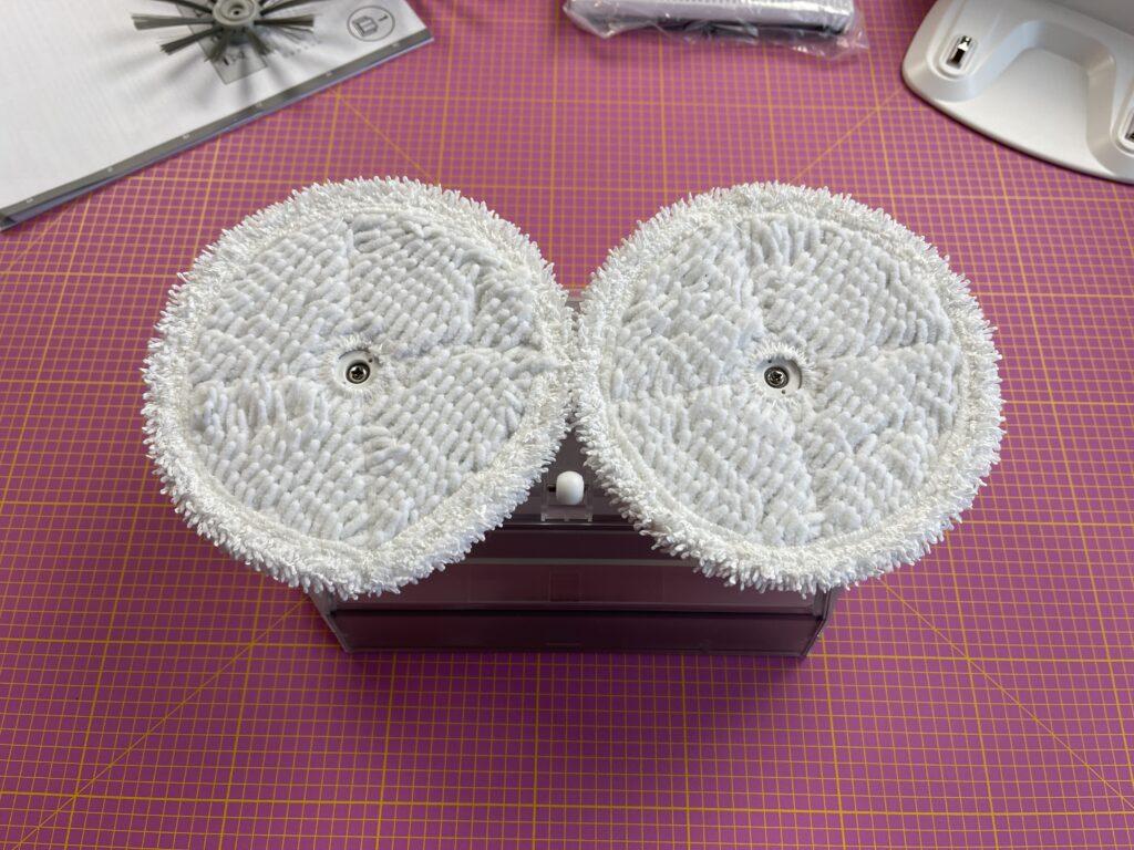 Bissell SpinWave Robot pannilavapavimenti