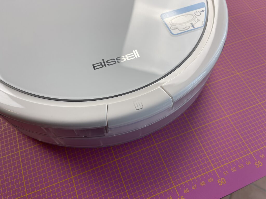 Bissell SpinWave Robot serbatoio lavapavimenti intero