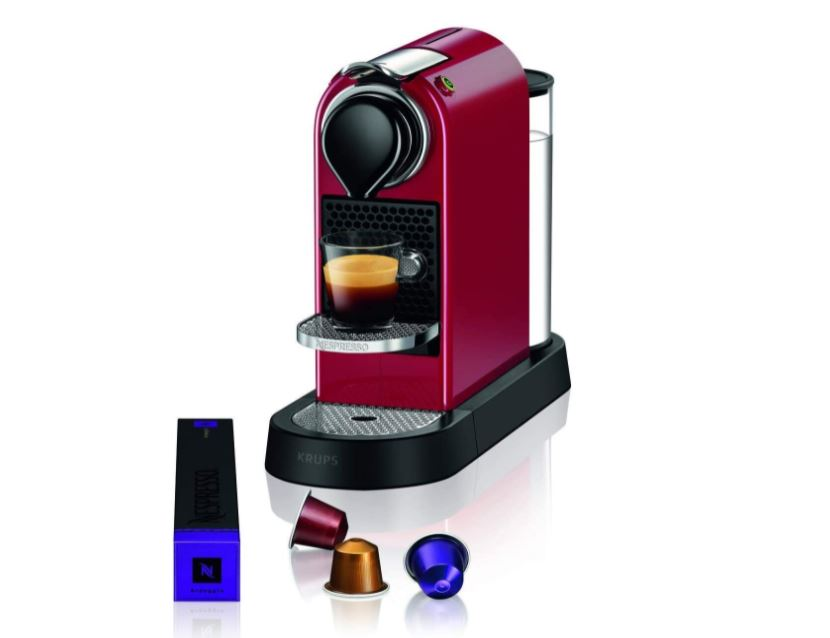 Nespresso XN7415 Citiz