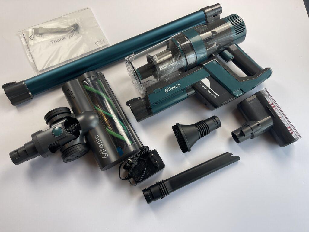 Recensione Ultenic U11 - accessori