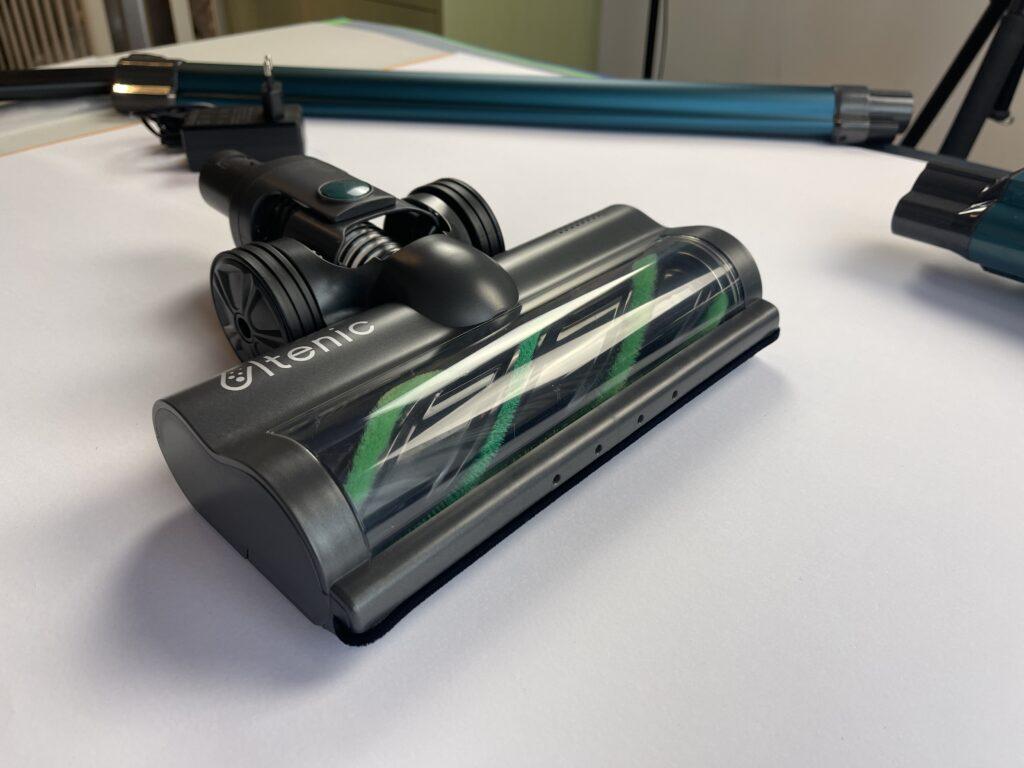 Recensione Ultenic U11 spazzola motorizzata