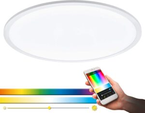 Plafoniera LED EGLO connect