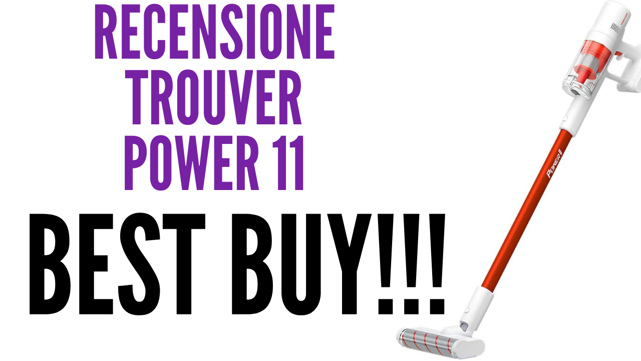 Trouver Power 11 recensione best buy