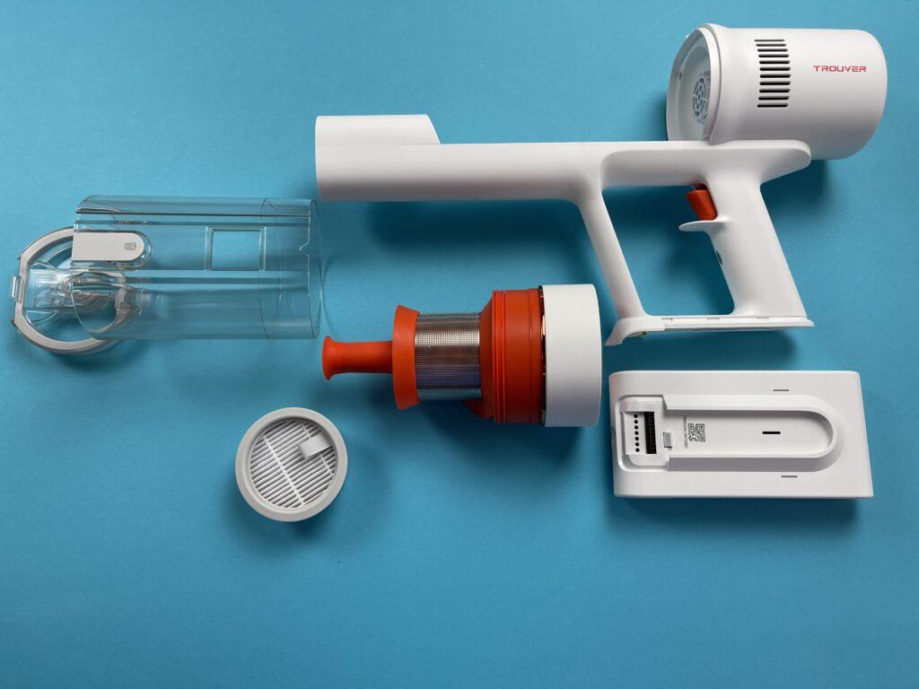 Trouver Power 11 smontato con filtri e serbatotio