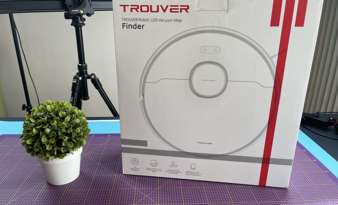 confezione Xiaomi Trouver Finder LDS
