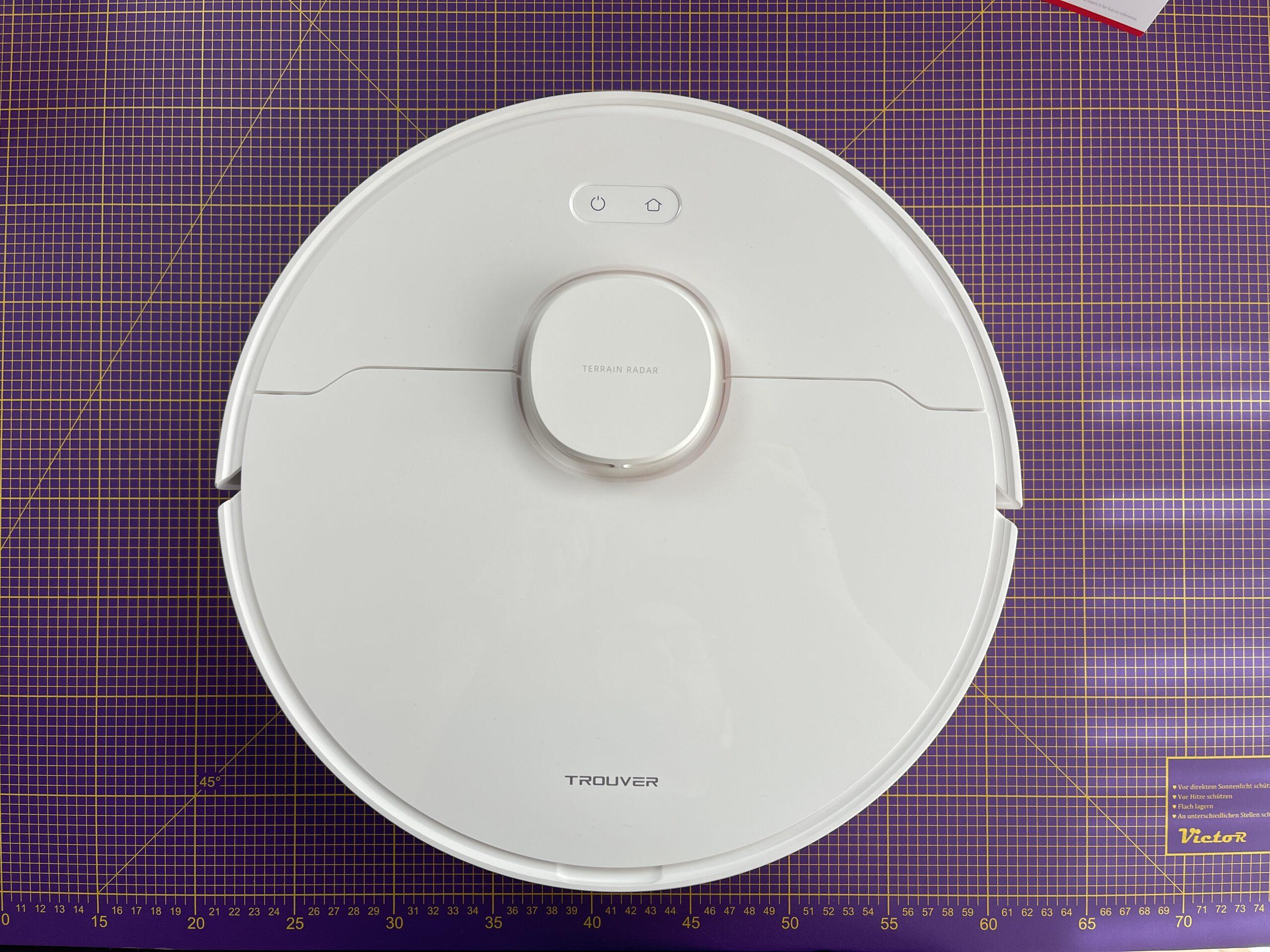 robot aspirapolvere Xiaomi Trouver Finder LDS