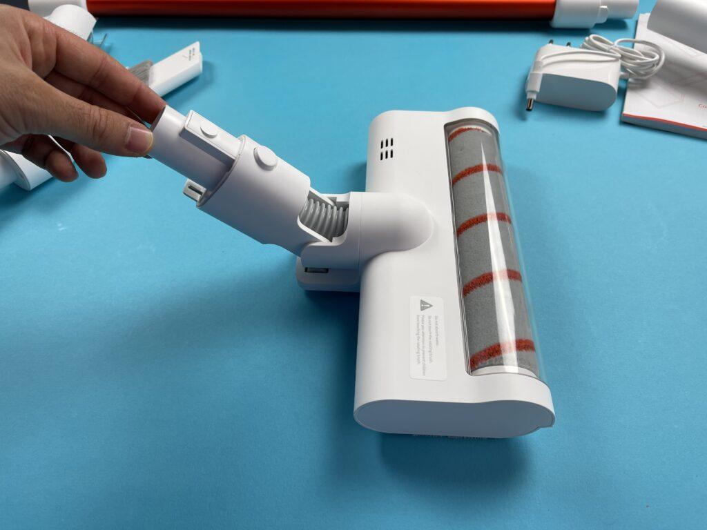 testa snodata spazzola principale di Trouver Power 11