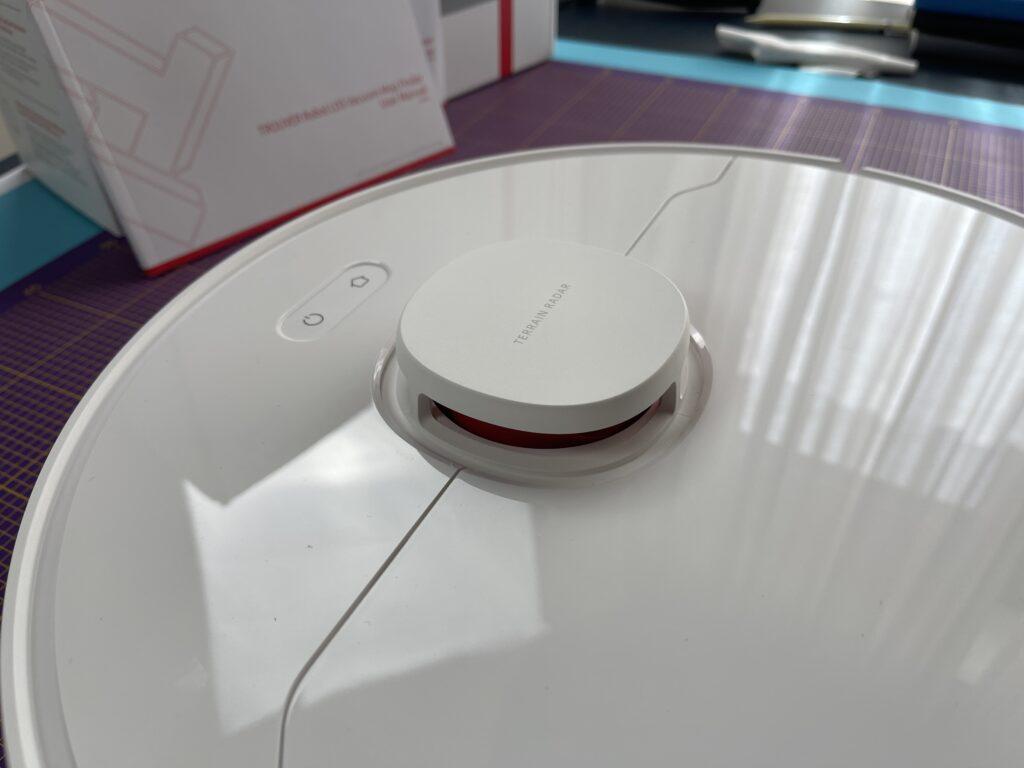 torretta laser Xiaomi Trouver Finder LDS