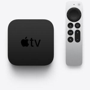 apple tv telecomando