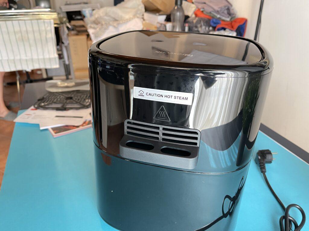 Proscenic T22 friggitrice ad aria bocchette uscite ad aria